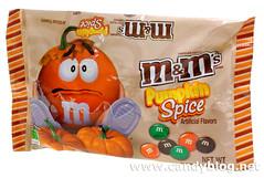 M&Ms Pumpkin Spice