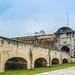 Puente y entrada al Fuerte de San Carlos. Perote, Veracruz. México por sweet_prince