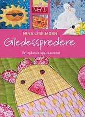 Forside Gledesspredere Nina Lise Moen