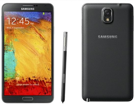 Galaxy Note 3 LCD