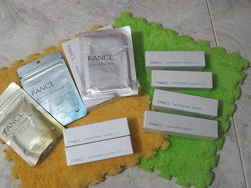 nadnut, singapore beauty blog, Singapore Beauty blogger, singapore lifestyle blog, Singapore Contests Blog, Fancl Moisturising Range, Fancl Giveaway, Fancl giveaway by nadnut