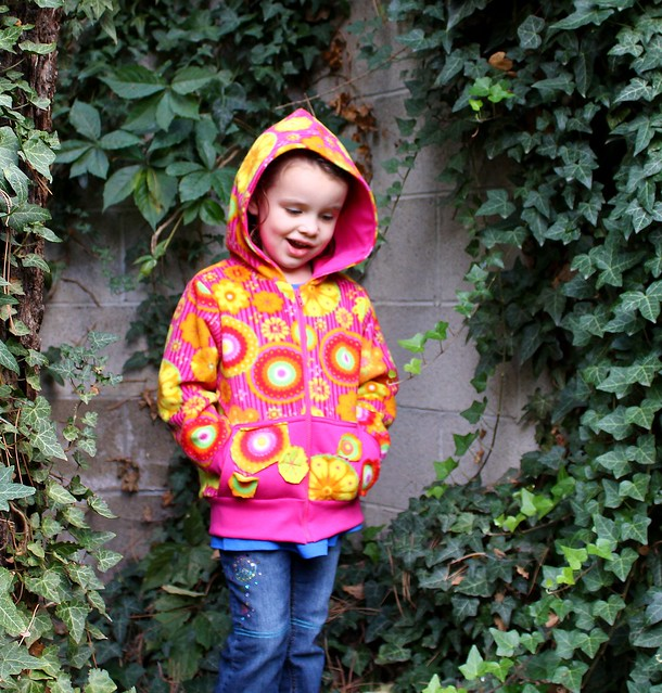 Kitschy Coo Reversible Zippy Hoodie