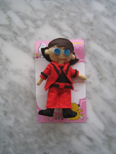 Mini Eva Michael Jackon Thriller