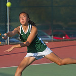 13-057 -- Womens tennis vs St. Francis.