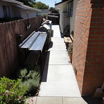 Side Yard Walkway In Vacaville