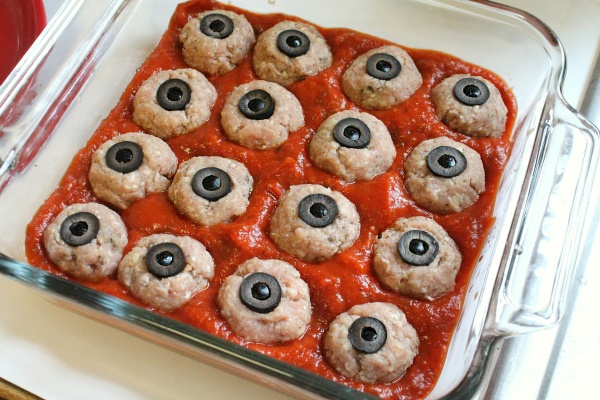 Bloody Eyeballs