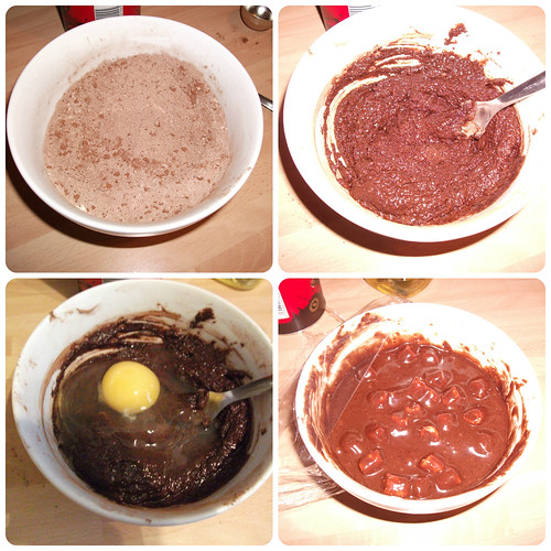 Microwave Chocolate Cake Recipe