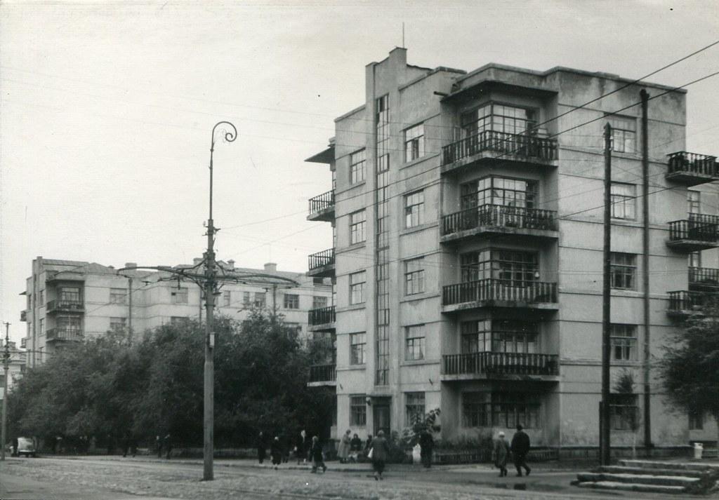 89_2_Дом Специалистов на Ленинградской улице_конструктивизм, 30-е годы