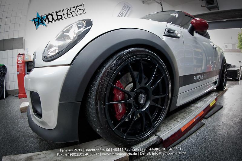 18 zoll oz racing ultraleggera f r mini cooper coupe. Black Bedroom Furniture Sets. Home Design Ideas
