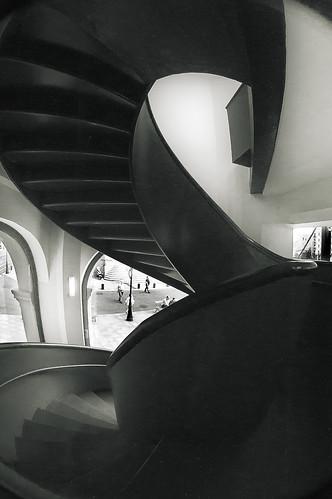 Historias de una escalera by Txanoduna
