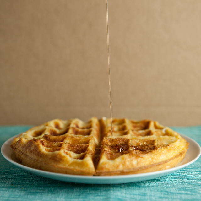Fluffy Buttermilk WafflesIMG_7886