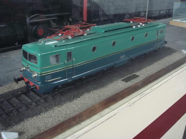 19 El Museo del Ferrocarril