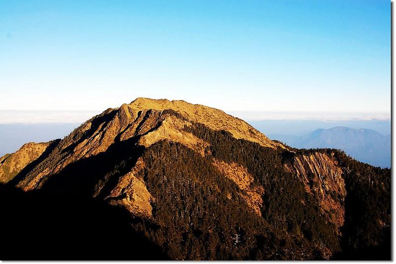 干卓萬山(From三叉峰營地)