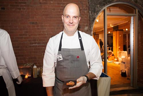 Chef Jonathan Benno of Lincoln Ristorante
