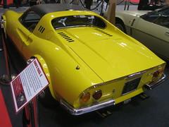 race car, automobile, vehicle, ferraris, dino, antique car, land vehicle, supercar, sports car,