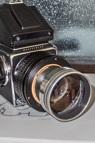 Hasselblad with Hektor 150mm f2.5