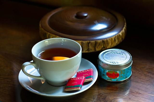 Prince Vladimir Tea and Brazilian Cocoa Amma