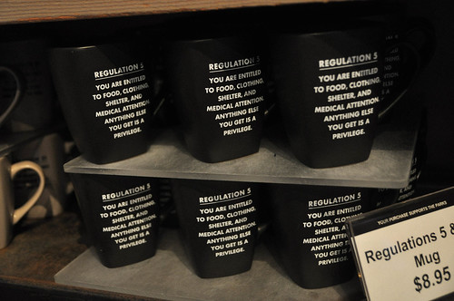 regulation 5 mugs