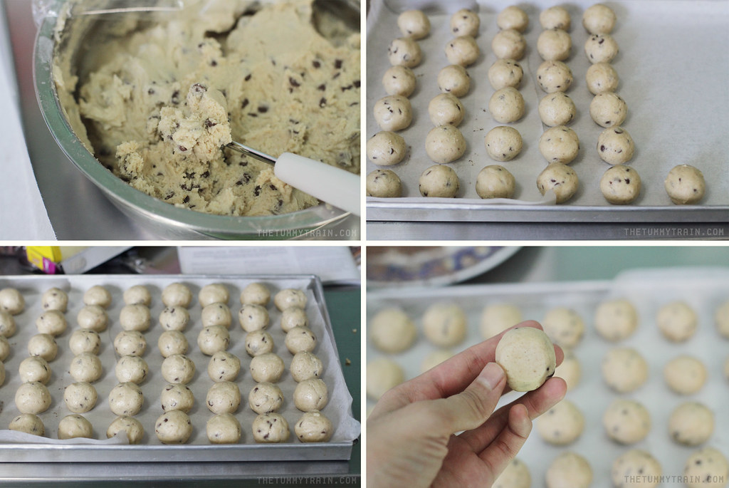 11188646575 844b2fa648 b - {Christmas Countdown 2013} Cookie dough truffles you'll want to make all-year round