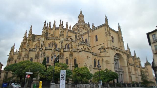 #minubetrip #S4Zoom en Segovia