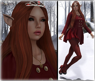 Ginger Snaps - Winter Elf