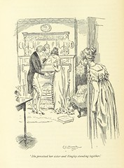 Image taken from page 350 of 'Pride and prejudice'