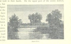 """British Library digitised image from page 89 of """"The Thames from its Source to the Sea ... Illustrated with ... engravings ... and ... etchings, etc"""""""