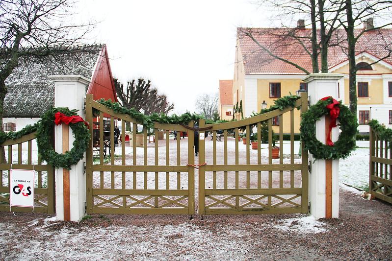 julmarknad på Katrinetorp!