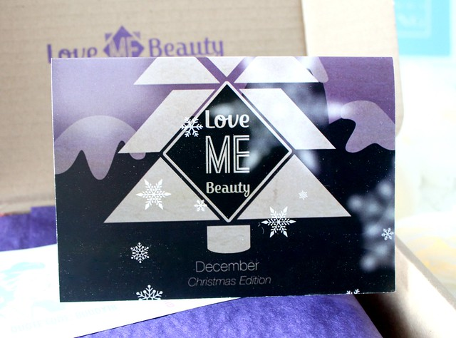 December Love Me Beauty Box 3