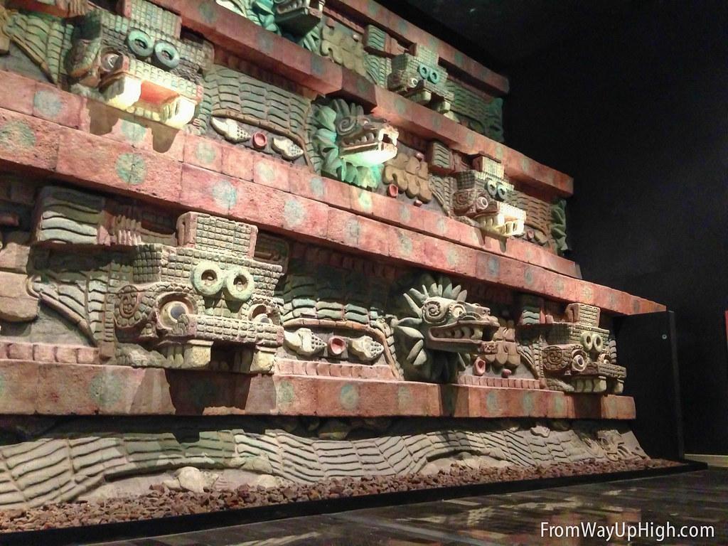 teotihuacan facade