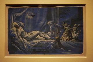 Toussaint Dubreuil - L'Amour endormi