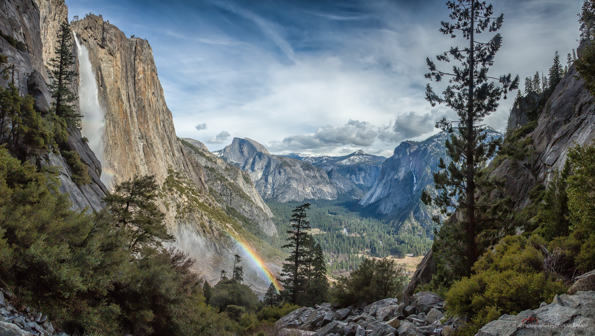 how to get to yosemite park