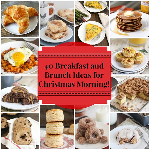 40 breakfast and brunch ideas for christmas morning