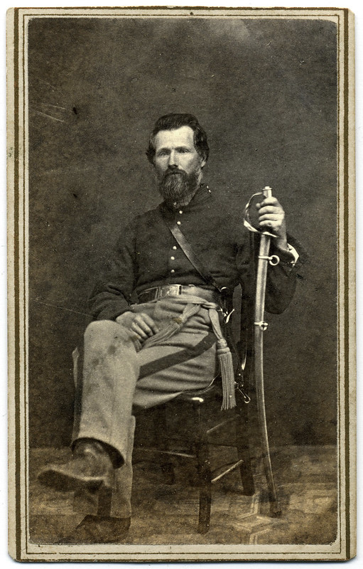 Michigan Cavalryman