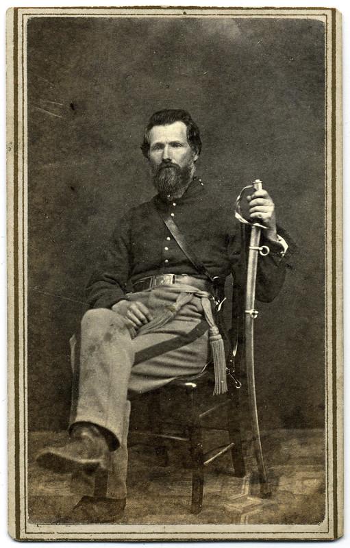 Michigan Cavalryman