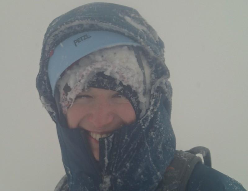 Mon, 2013-12-30 13:32 - Snow plastered Charlene