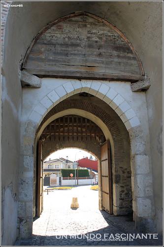 Puerta de la Muralla de Coca