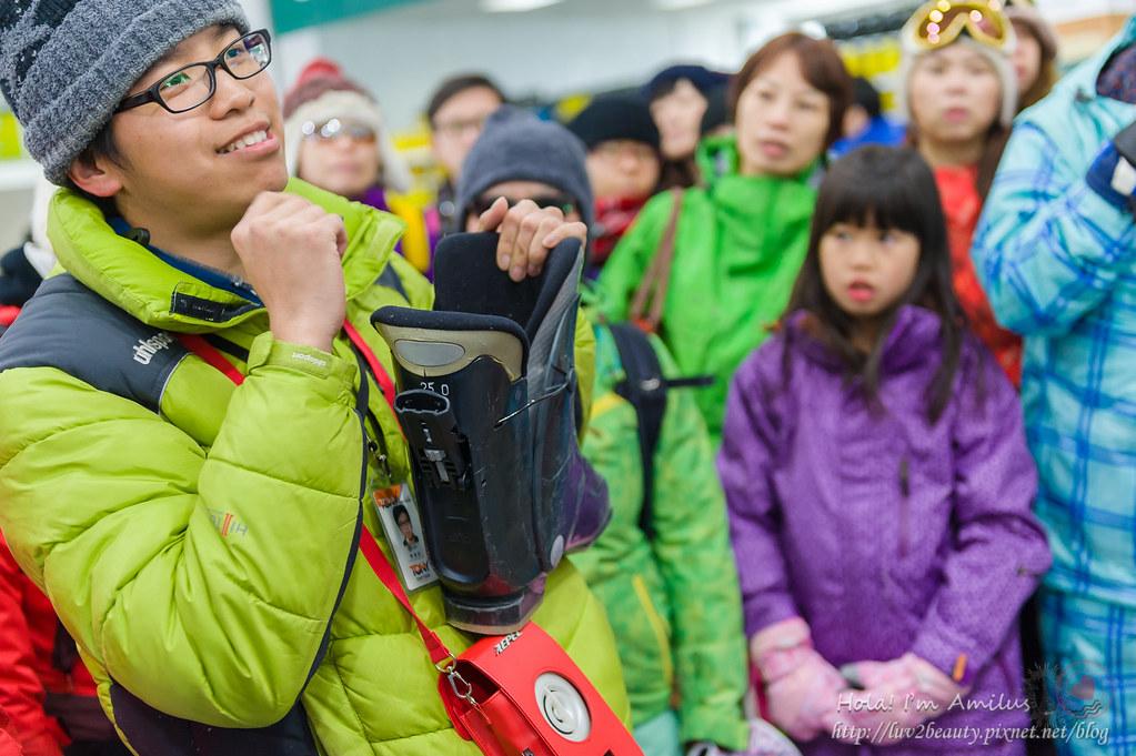 【韓國自由行。芝山滑雪】翻滾吧~耐摔的人類們 (附糗摔影片) @ 愛蜜。樂芙愛美麗 :: 痞客邦