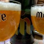 ベルギービール大好き!!モアネット・ブロンドMoinette Blonde
