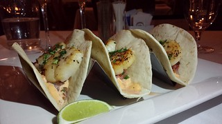 Seared Scallop Tacos