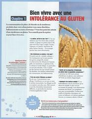Bien vivre son intolérance au gluten