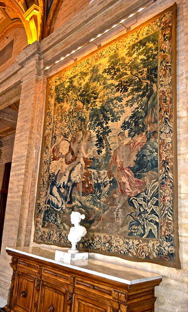 The Breakers Hotel, Palm Beach, Florida - tapestry