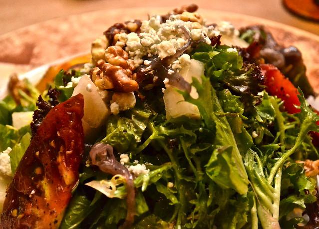 The Breakers Hotel, Palm Beach, Florida - Italian Restaurant - Gorgonzola & Pear Salad