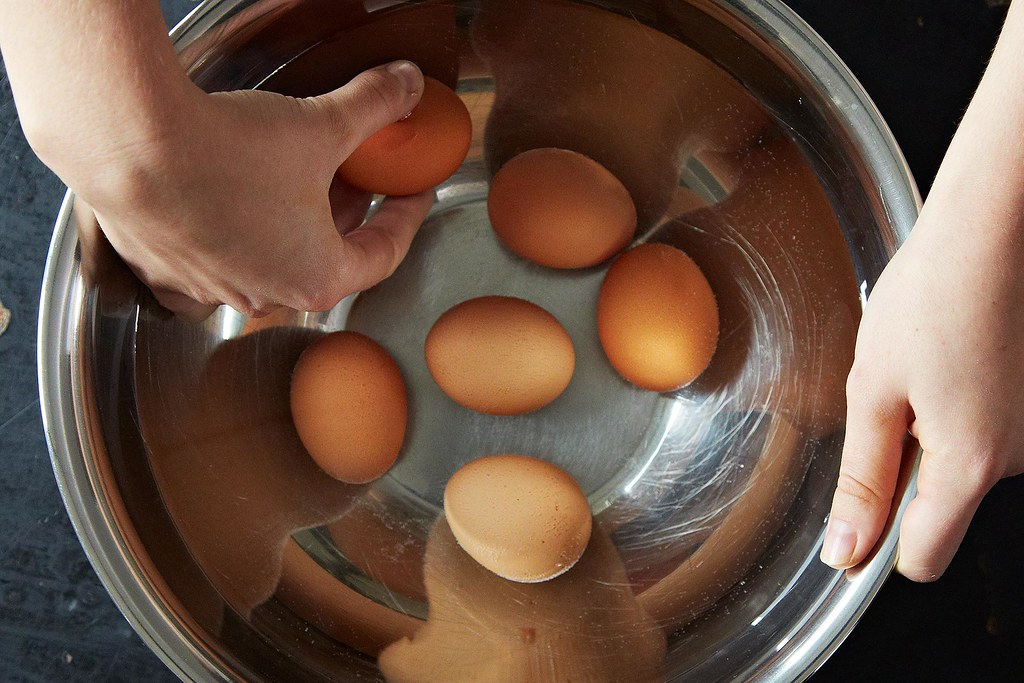 How to Peel and Egg from Food52