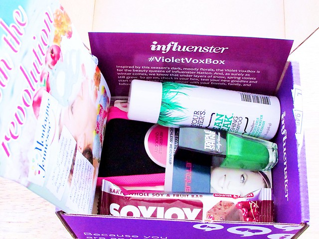Influenster #VioletVoxBox Review