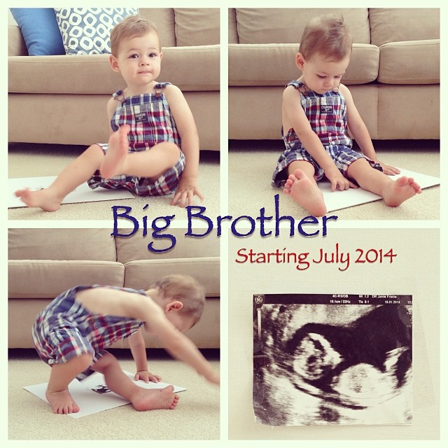 de Baugy Family of five arriving 28 July 2014! #lachlangram