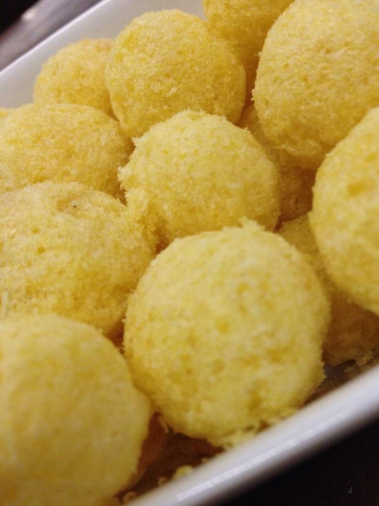 Bolas de queso [115/365]