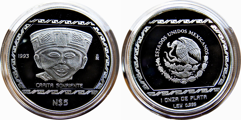 Colección Precolombina de onzas de plata del Banco de Mexico 12124272043_1fde0207e0_o