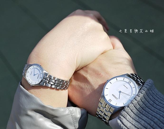 11 星辰 CITIZEN AR0070-51A EG3220-58A 對錶
