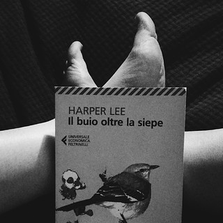 Harper Lee & Truman Capote. Addio Philip. <3 #33/365